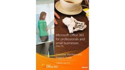 Microsoft Office 365 Customer Purchase and Support Guide