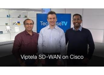 CISCO - Integrating Viptela SD-WAN onto Cisco IOS-XE on